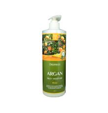 Бальзам для волос с аргановым маслом Deoproce Rinse Argan Silky Moisture , 1000мл
