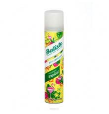 Сухой шампунь Batiste Fragrance Tropical Dry Shampoo для всех типов волос 200 мл.