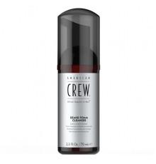 Пена American Crew Beard Foam Cleanser для моментального очищения бороды
