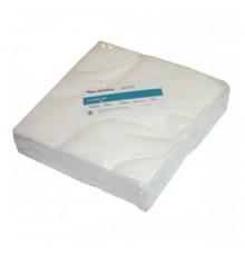 Безворсовые одноразовые салфетки Чистовье из спанлейса (белые) 45х45 см. 100 шт/упк.