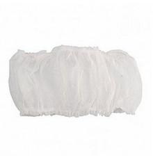 Фиксатор для волос Чистовье с двумя резинками спандбонд 10 шт.