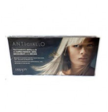 Средство для нейтрализации желтизны Dikson Coiffeur Antigiallo для волос 12 ампул по 10 мл.