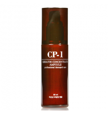 ESTHETIC HOUSE Эссенция для волос КОНЦЕНТРИРОВАННАЯ/КЕРАТИН CP-1 Keratin Concentrate Ampoule, 80 мл
