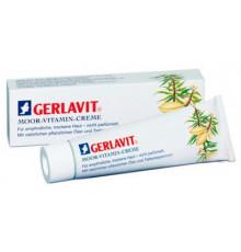 Витаминный крем Gehwol Gerlavit Moor Vitamin Creme для сухой и чувствительной кожи лица и рук 75 мл.