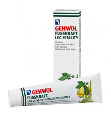 Оживляющий бальзам Gehwol Fusskraft Leg Vitality для ног 125 мл.