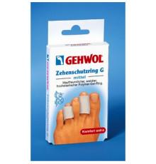 Гель-кольцо на палец среднее Gehwol Comfort Toe Protection Ring G (Zehenschutzring G mittel) для ног 2 шт.