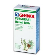 Травяная ванна Gehwol Fusskraft Herbal Bath для ног 400 гр.