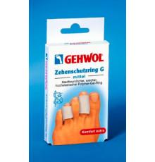 Гель-кольцо на палец Gehwol Comfort Toe Cap G для ног 2 шт.