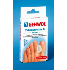 Гель-корректор Gehwol Toe Separators G для большого пальца 3 шт.