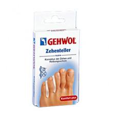 Гель-корректоры между пальцев малые Gehwol Toe Dividers Small (Zehenteiler) для ног 3 шт.