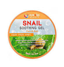 Гель для лица и тела улиточный Eyenlip Snail Soothing Gel , 300 мл