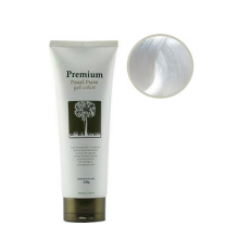 Гель-маникюр для волос бессцветный Gain Cosmetics Haken Premium Pearl Pure Gel Color , 220 г