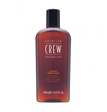 Гель дезодорирующий American Crew Hair and Body Care Classic Body Wash для душа