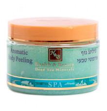 Ароматический пилинг Манго-Киви Health and Beauty Body and SPA Aromatic Body Peeling Kiwi для тела 450 мл.