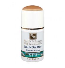 Дезодорант роликовый Health and Beauty Body and SPA Roll-on Deodorant For Women для тела 80 гр.
