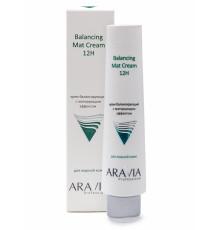 Aravia professional Крем для лица балансирующий с матирующим эффектом, 100 мл