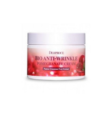 Биокрем против морщин с экстрактом граната Deoproce Bio Anti-Wrinkle Pomegranate Cream , 100 г