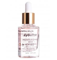 Масло для лица увлажняющее Ayoume Moisturing & Hydrating Face Oil With Olive, 30 мл