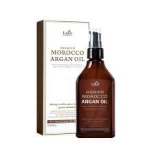 Аргановое масло для волос La'dor Premium Morocco Argan Oil , 100 мл