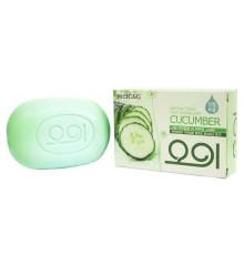 Мыло туалетное огуречное Clio New Cucumber Soap , 100 г