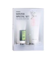Зимний набор для чувствительной кожи CosRX Winter Special Set , 150 мл + 50 мл