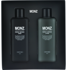 ESTHETIC HOUSE МУЖСКОЙ/НАБОР для лица Monz Perfect Defence Set (Perfect Defence Toner &Perfect Defence Lotion)