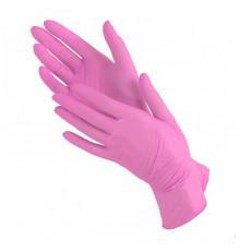 Нитриловые перчатки размер M NitriMax Чистовье для окрашивания волос и защиты рук при окрашивании и химической завивке