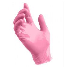 Нитриловые перчатки размер S Чистовье для окрашивания волос и защиты рук при окрашивании и химической завивке