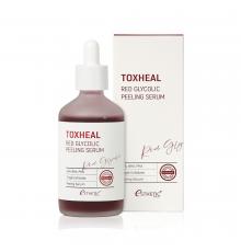 ESTHETIC HOUSE Пилинг-сыворотка ГЛИКОЛЕВАЯ Toxheal Red Glyucolic Peeling Serum, 100 мл