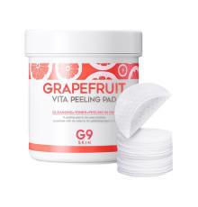 Грейпфрутовый пилинг-скатка для лица G9Skin Grapefruit Vita Peeling , 200гр