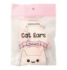 Повязка для волос Ayoume Hair Band Cat Ears, 1 шт.