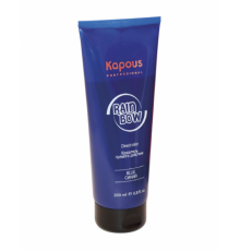 Краситель прямого действия для волос «Rainbow», Синий, 200 мл Kapous Professional