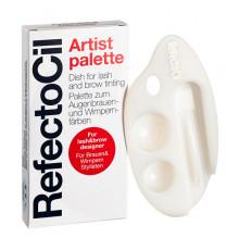 Емкость RefectoCil Artist Palette для смешивания краски из пластмассы