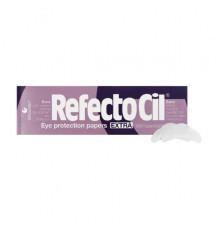 Бумажки защитные RefectoCil Eye Protection Papers Extra очень мягкие под глаза 80 шт.