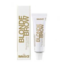 Краска 0 RefectoCil Eyelash and Eyebrow Tints Blond для бровей и ресниц 15 мл.