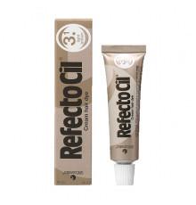 Краска 3.1 RefectoCil Eyelash and Eyebrow Tints Light Brown для ресниц 15 мл.