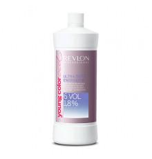 Активатор vol 6 1,8% Revlon Professional Young Color Excel Energizer Ultra Soft для краски 900 мл.