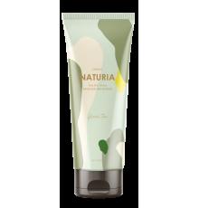 NATURIA Скраб для тела ЗЕЛЕНЫЙ ЧАЙ Creamy Oil Salt Scrub Green Tea, 250 гр