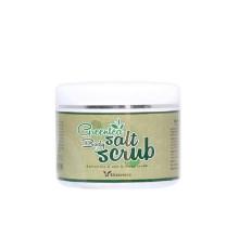 Скраб для тела с экстрактом зеленого чая Elizavecca Greentea Salt Body Scrub , 600гр