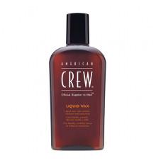 Жидкий воск эластичной фиксации American Crew Styling Liquid Wax для укладки волос со средним уровнем блеска