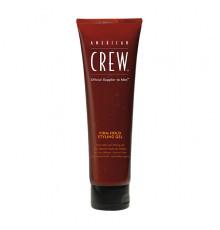 Гель сильной фиксации American Crew Styling Firm Hold Gel для укладки волос