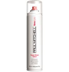 Лак Paul Mitchell Firm Style Super Clean Extra для сильной фиксации волос