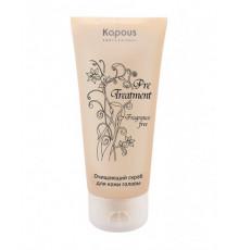 Очищающий скраб для кожи головы, 150 мл Kapous Professional
