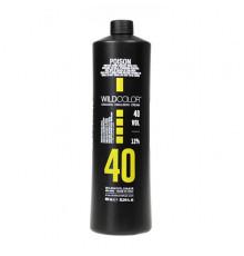 Крем-эмульсия окисляющая 12 % (40 Vol.) Wild Color Oxidizing Emulsion Cream для краски 995 мл