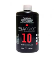 Крем-эмульсия окисляющая 3 % (10 Vol.) Wild Color Oxidizing Emulsion Cream для краски 270 мл